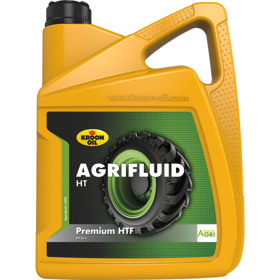 5 L can Kroon-Oil Agrifluid HT
