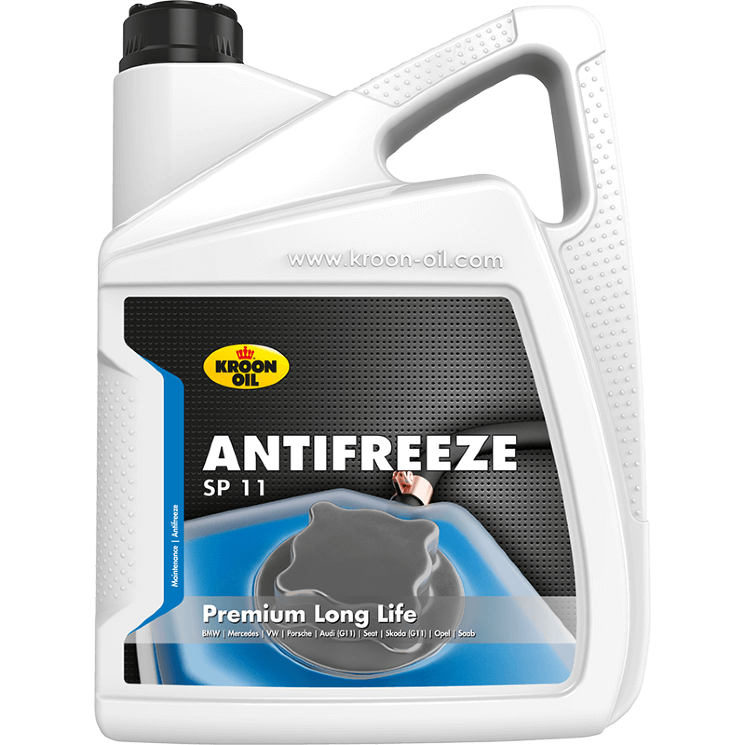 Антифриз Kroon-Oil Antifreeze SP 11 4x5л