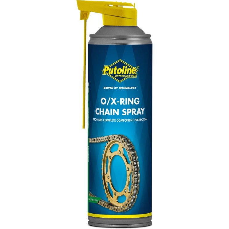 Putoline O/X-ring Chainspray 12x500мл