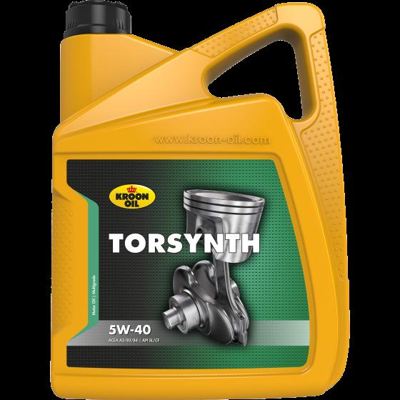 Моторное масло Kroon-Oil Torsynth 5W-40