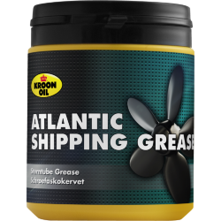 600 gr tub Kroon-Oil Atlantic Shipping Grease