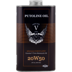 Putoline Genuine V-Twin 20W-50