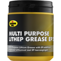 600 gr tub Kroon-Oil MP Lithep Grease EP2
