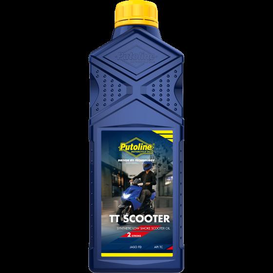 Моторное масло Putoline TT SCOOTER