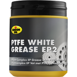600 gr tub Kroon-Oil PTFE White Grease EP2