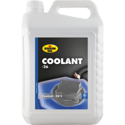 5 L can Kroon-Oil Coolant -26