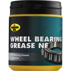 600 gr tub Kroon-Oil Wheelbearing Grease NF