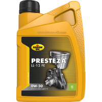 Kroon Oil PRESTEZA LL-12 FE 0W-30