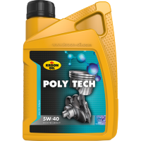Kroon Oil POLY TECH 5W-40